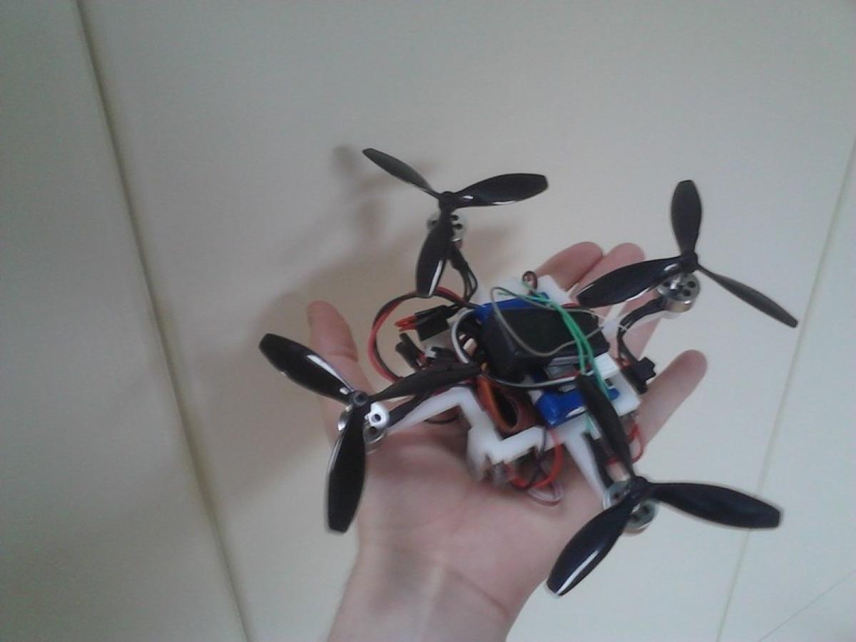 Micro-Quadrocopter