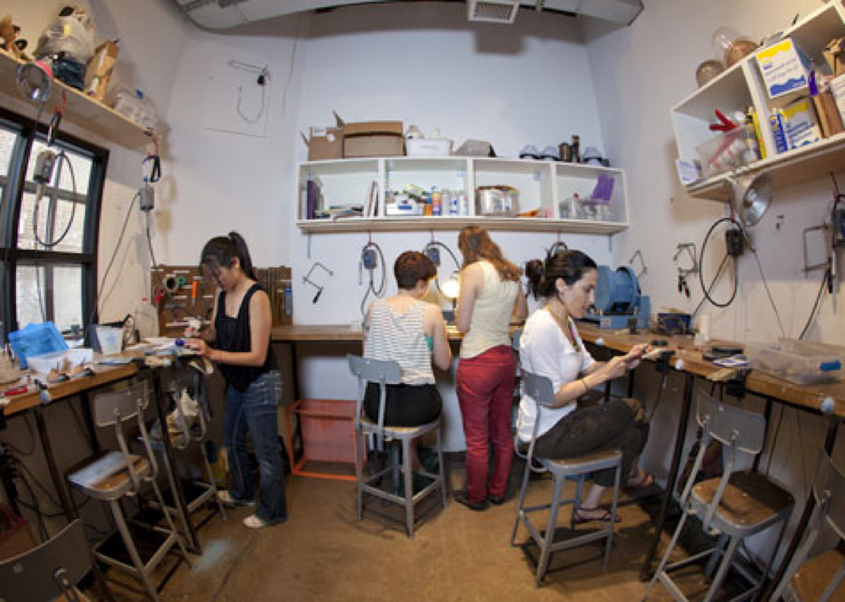 New York's Next Top Makers