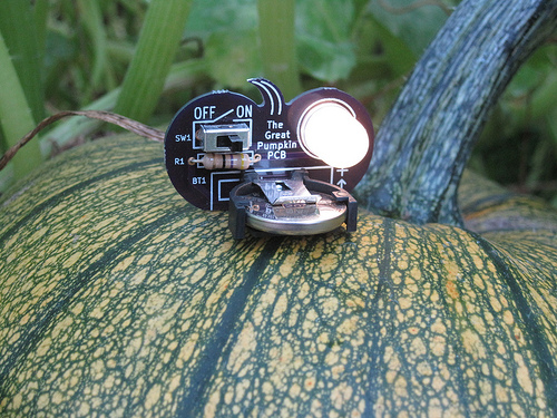 Open Source Pumpkin PCB