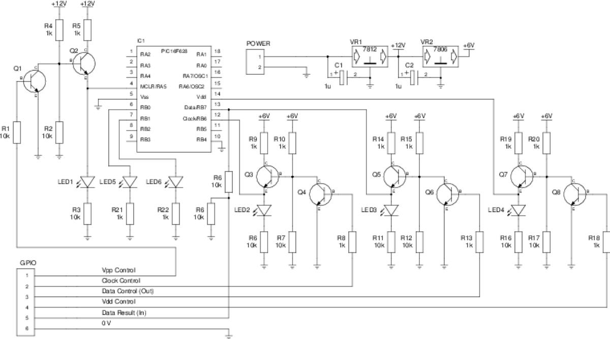 Pi-to-PIC-Circuit