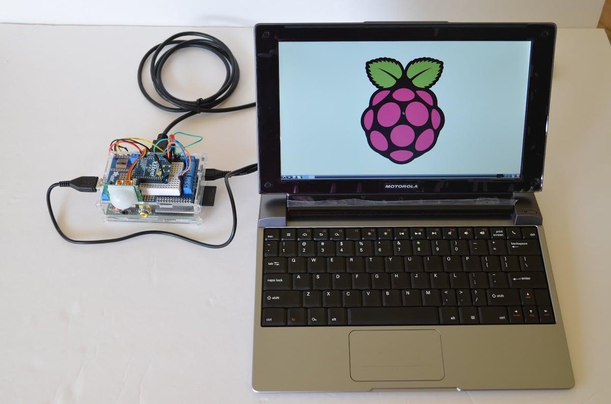 Raspberry Pi, Industrial application - YouTube
