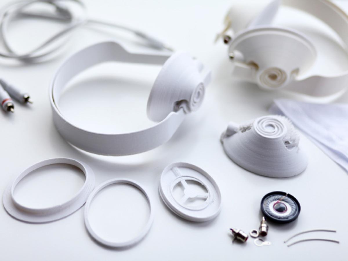 TEAGUE 3D Headphones 1 LABS