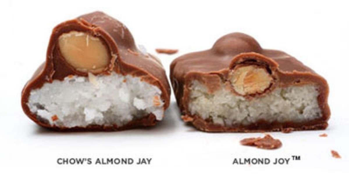 Comparishots almondjay