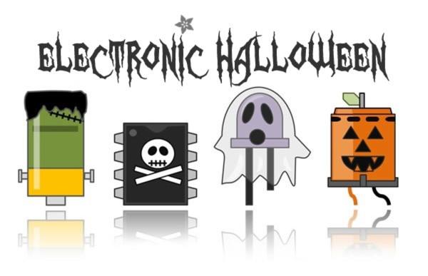 electronichalloween