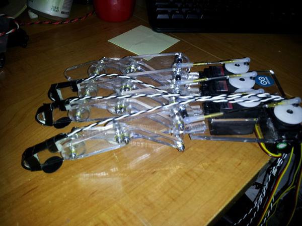 mechanicalhand