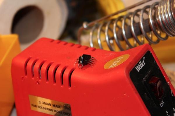 Op amp spider3