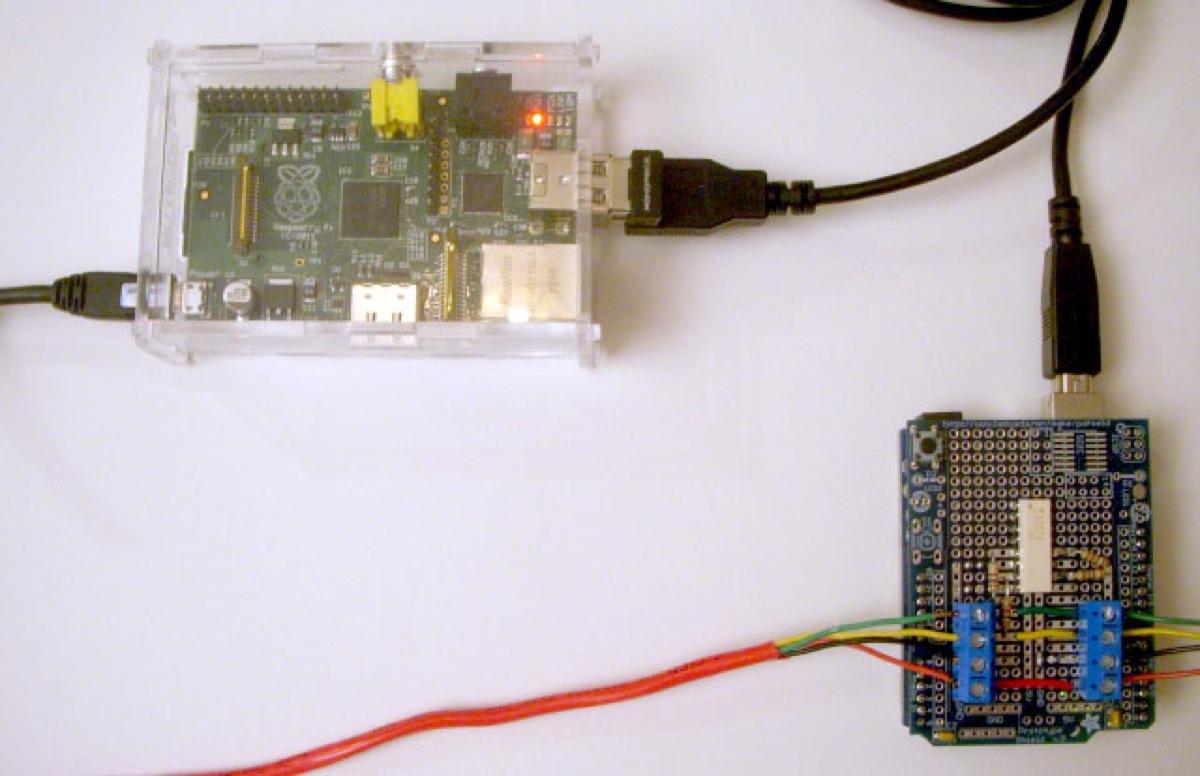 4 Port USB HUB HAT for Raspberry Pi, USB to UART