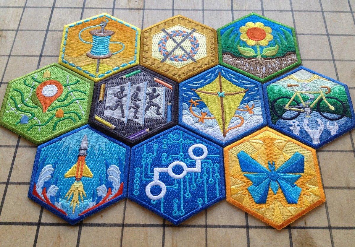 """diy – Adafruit's not the only """"maker badge"""" maker"""