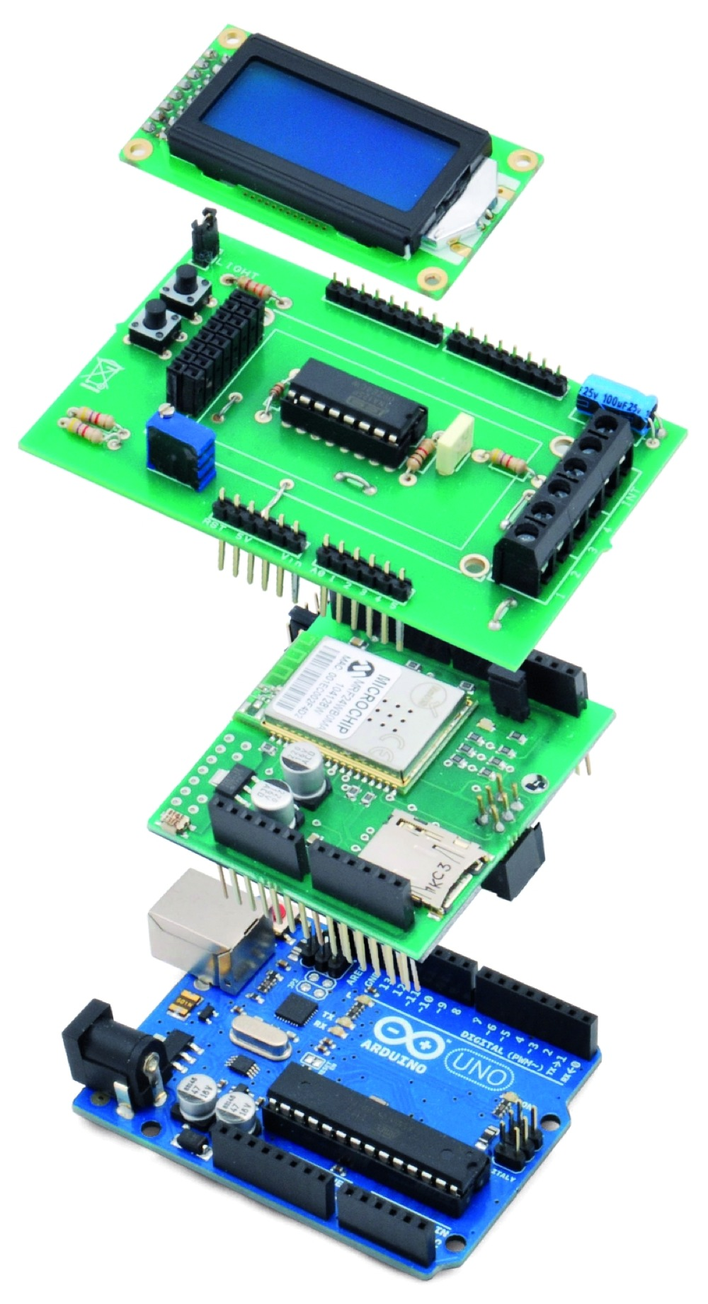 Program an ATMega328P and use it without Arduino board