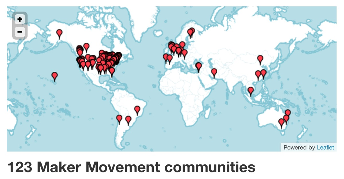 123MakerMeetupMovementCommunities