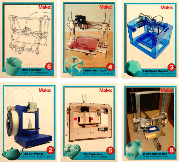 3DPrinterTradingCards