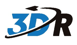 3Dr Logo Short Color