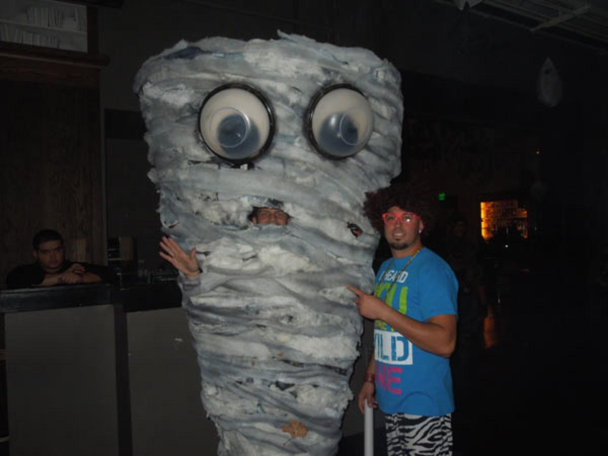rob's spinning tornado costume « adafruit industries – makers