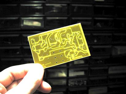 Frantone on DIY Printed Circuit Board Manufacturing ...