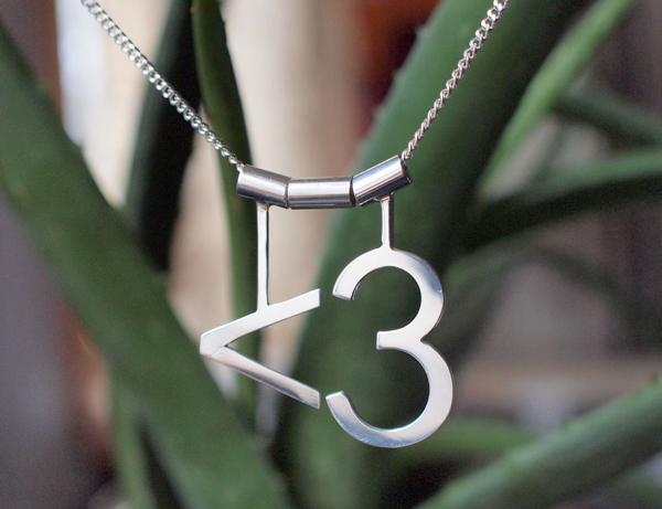 ascii-heart-necklace