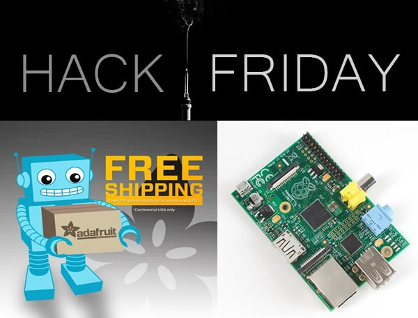 Blackfriday Adafruit