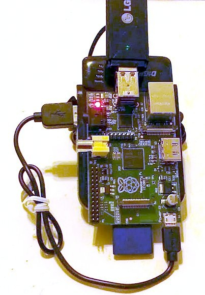 Raspberry Pi inthesky 2.0