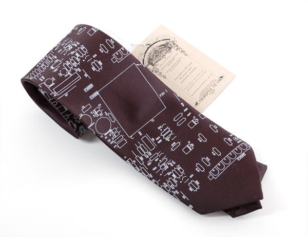 resistor-necktie