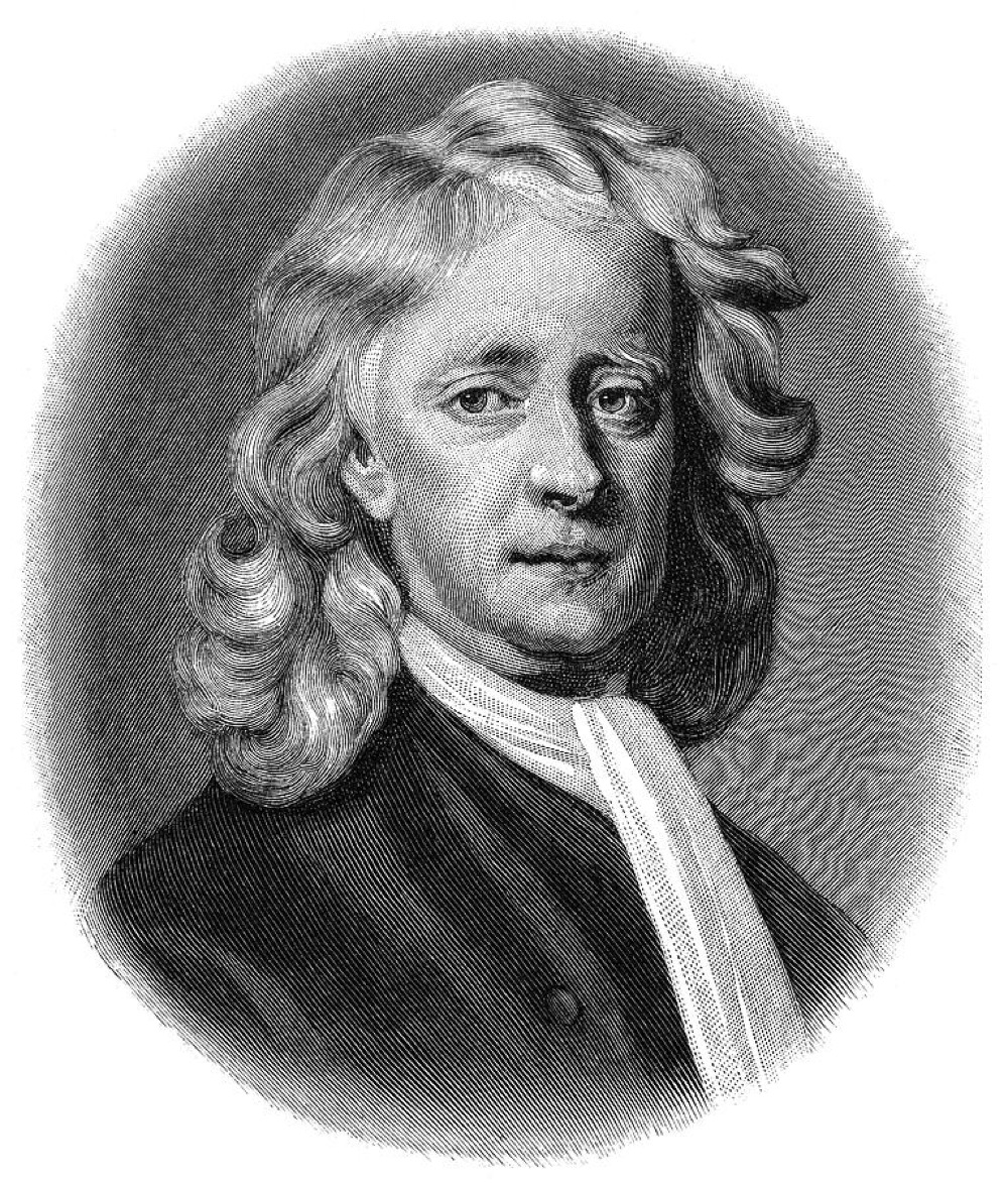 sir issac newton Isaac newton is considered one of the most important scientists in history even albert einstein said that isaac newton was the smartest person that ever lived during his lifetime newton developed the theory of gravity, the laws of motion (which became the basis for physics), a new type of.