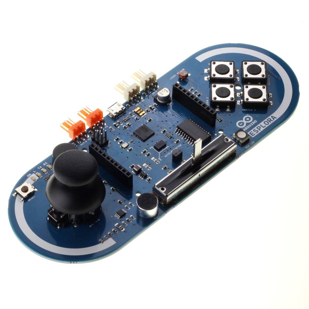 Arduino esplora announced « adafruit industries makers
