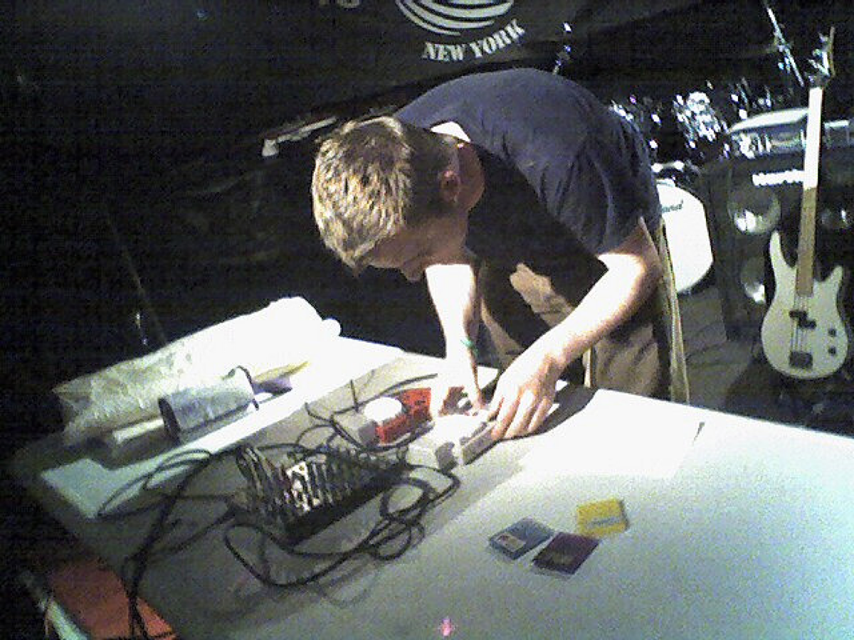 Bit Shifter With LSDJ and Nanoloop Cartridges