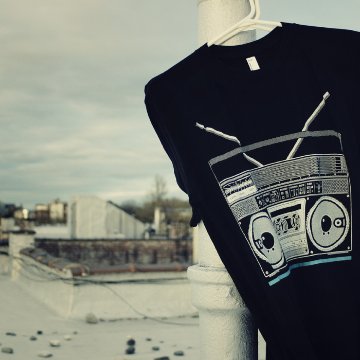 BoomBoxTee