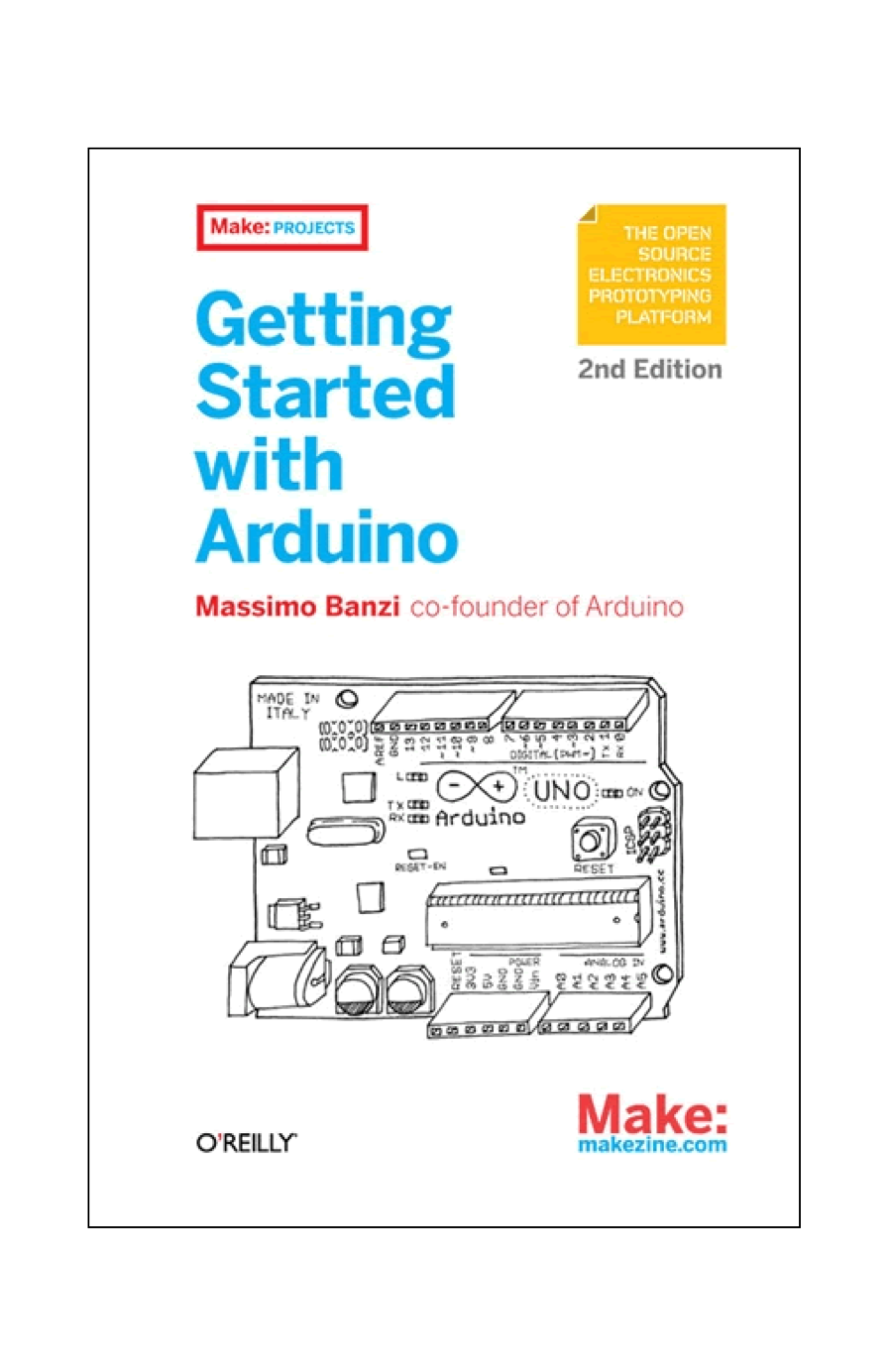 GettingStartedWithArduino
