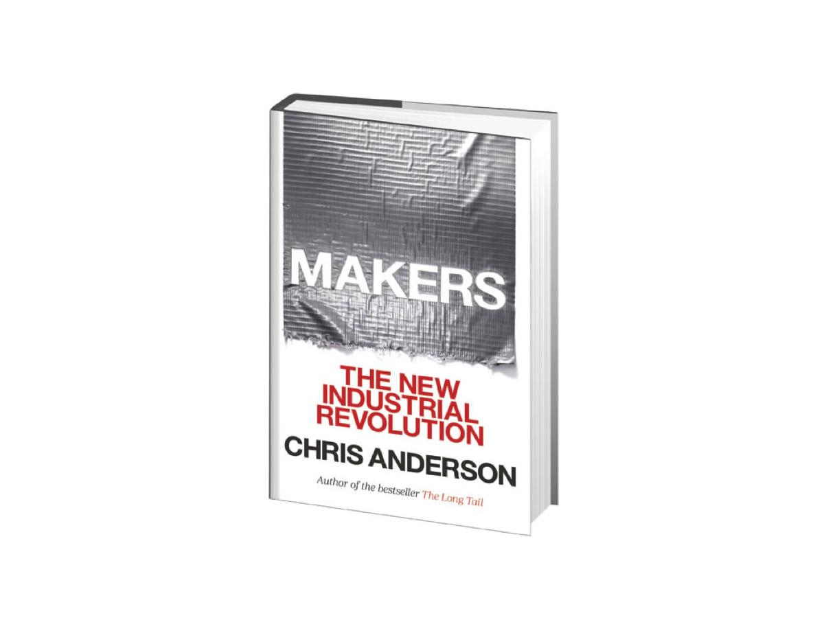 MakersTheNewIndustrialChrisAnderson