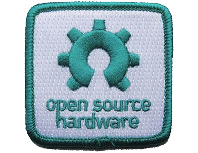 OpenHardwareBadge