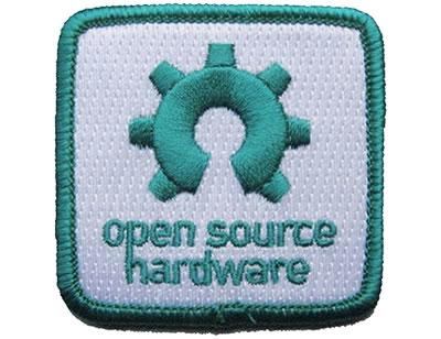 OpenHardwareBadge