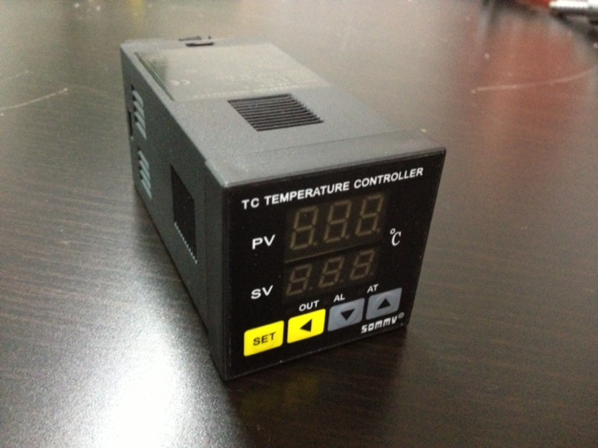 PIDTemperatureController