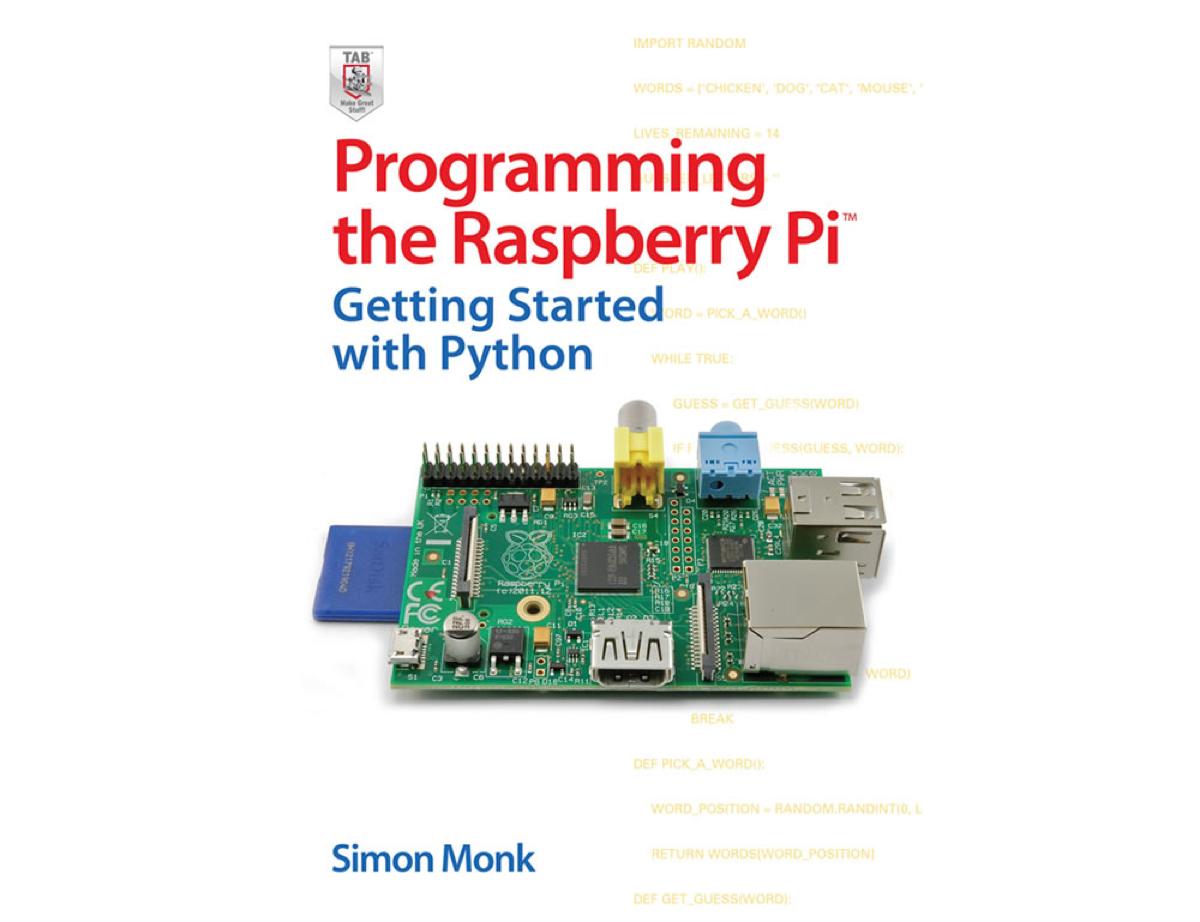 ProgrammingTheRaspberryPi
