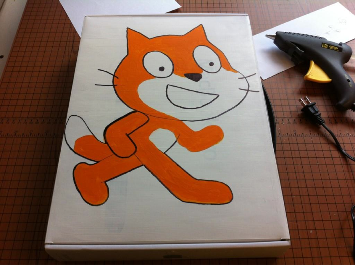 ScratchCat