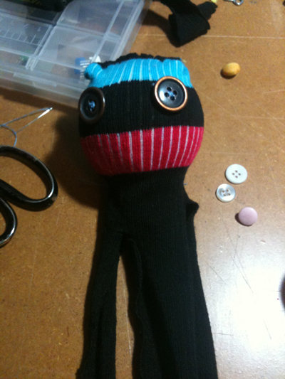 SockPuppetSquid