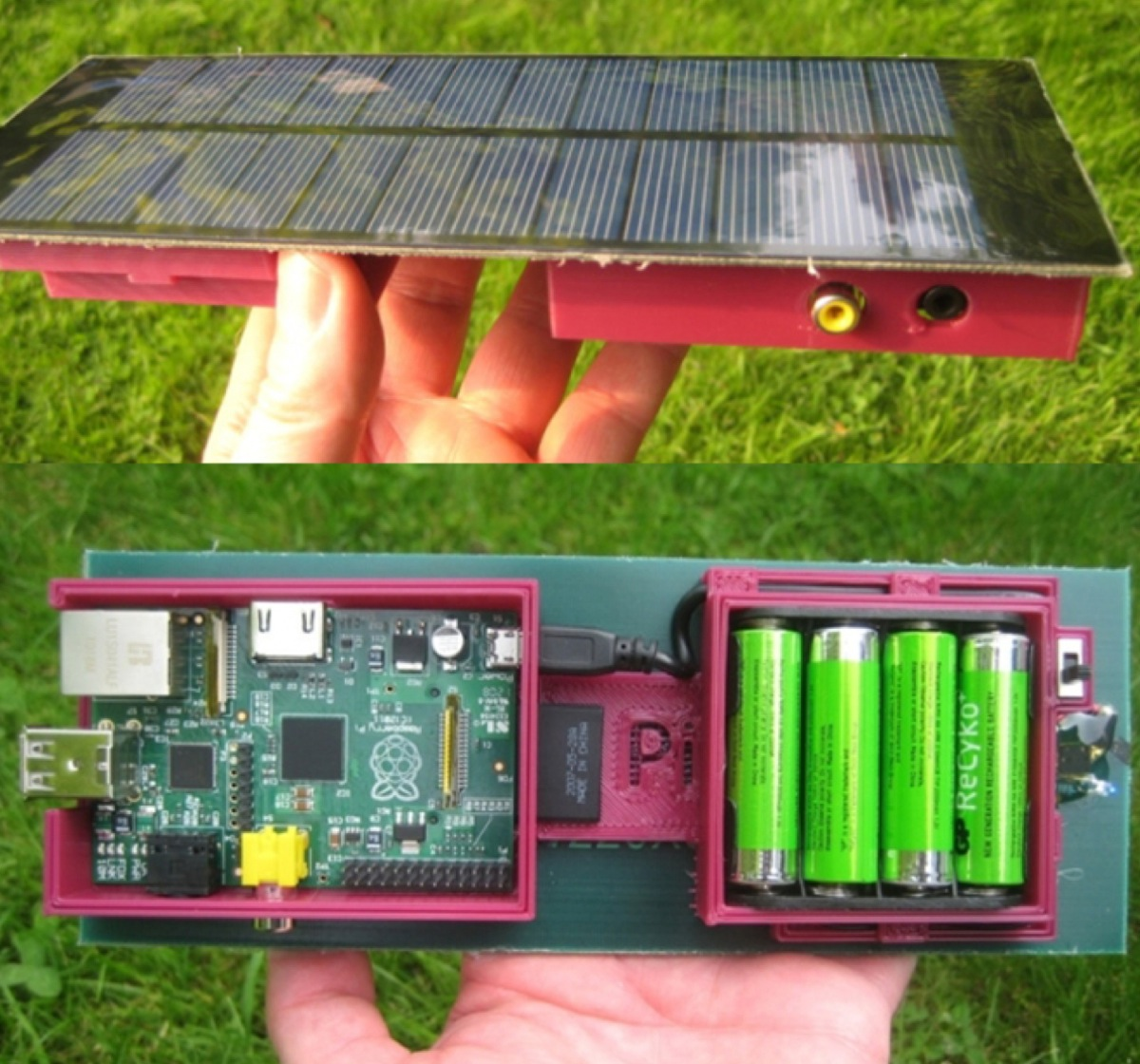 SolarRaspberryPi