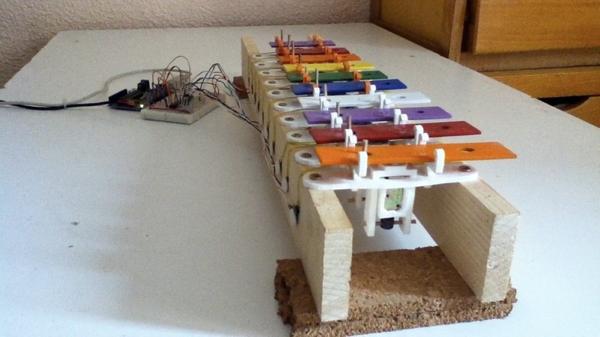 USBXylophone