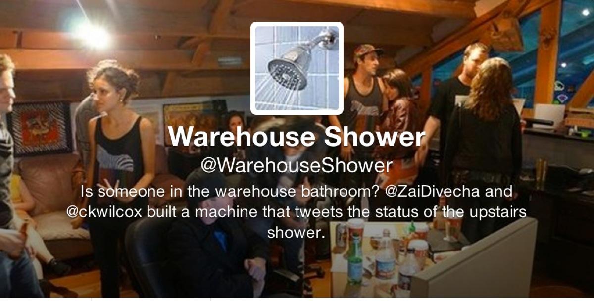 WarehouseShowwer