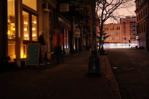 Bleecker Street and the Bowery