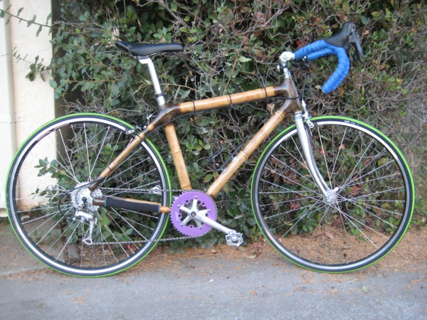 bamboo bike Part 1: Frame-building Jig « Adafruit Industries ...