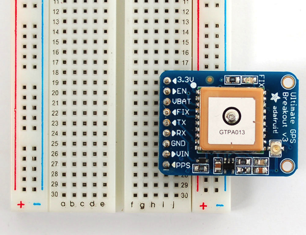 Simple arduino micro gps clock project « adafruit