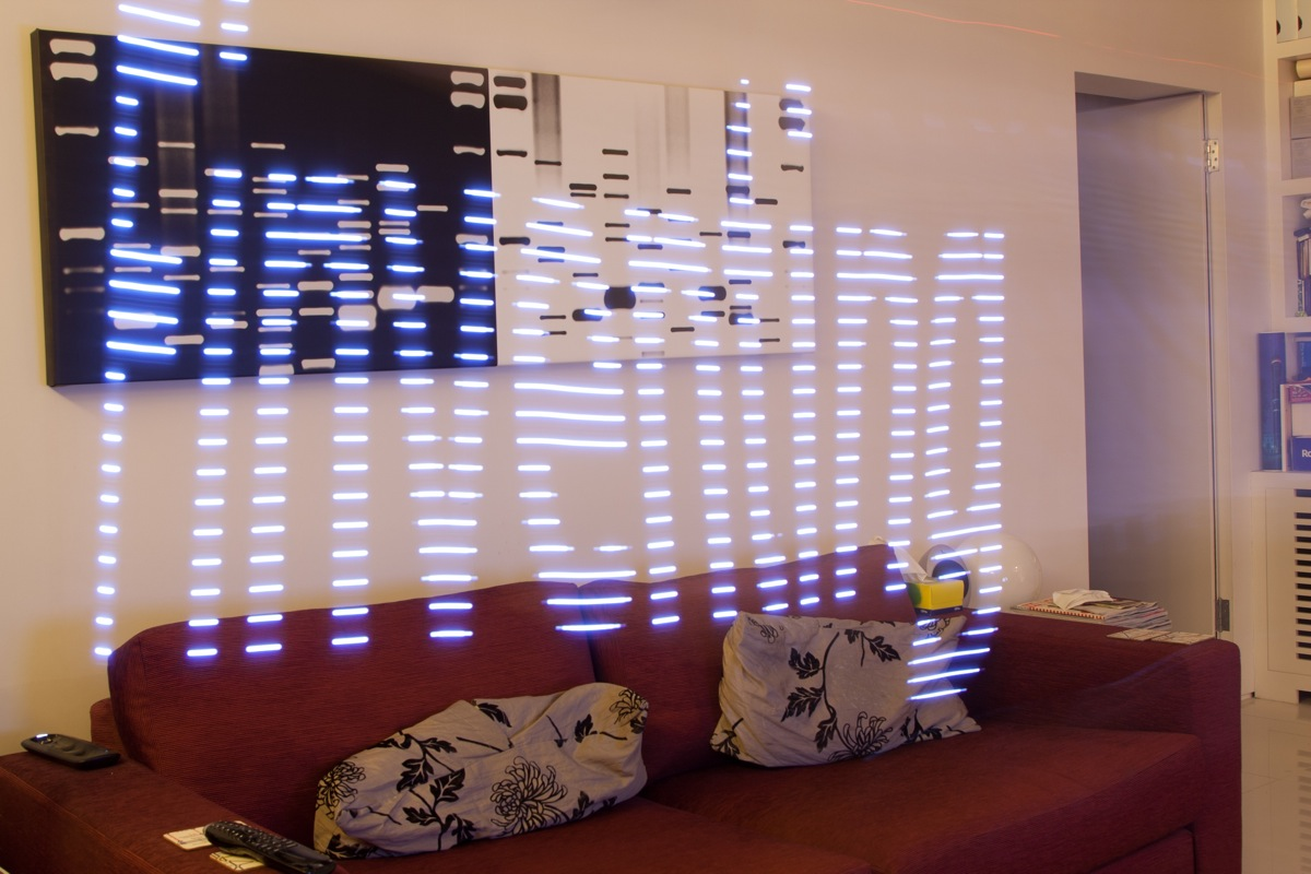 Robotic Light Painting With Raspberry Pi Piday