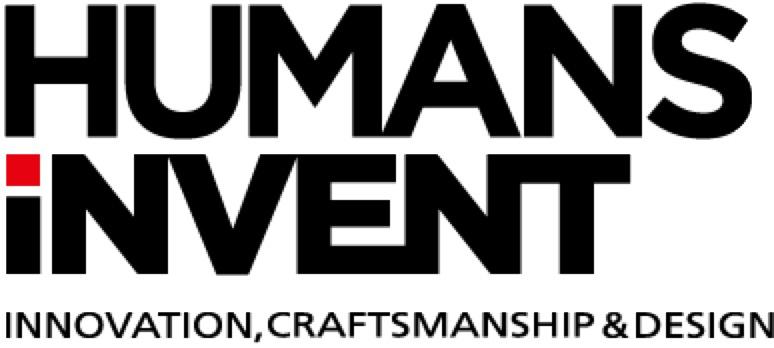 Humans Invent - Innovation, Craftsmanship & Design