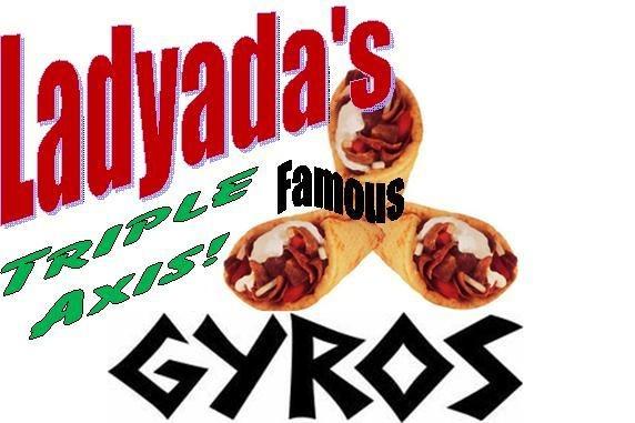 Ladyada's Gyros