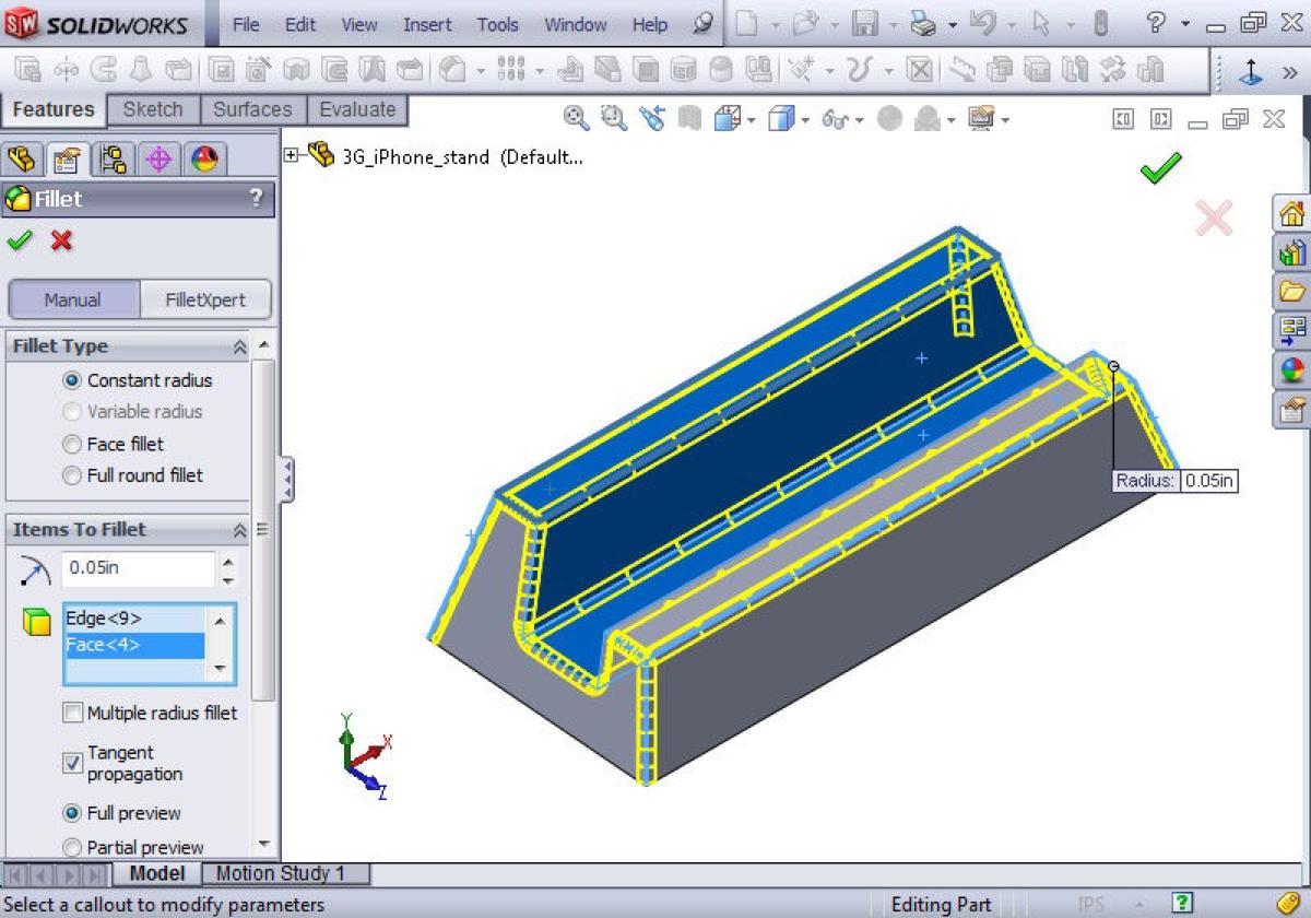 Create an iPhone stand through CAD & MakerBot! #3dthursday