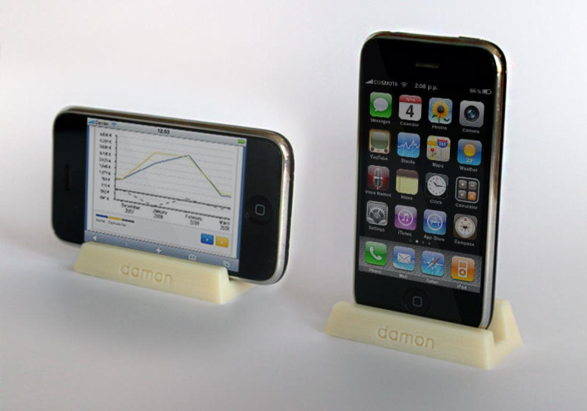iPhoneStand