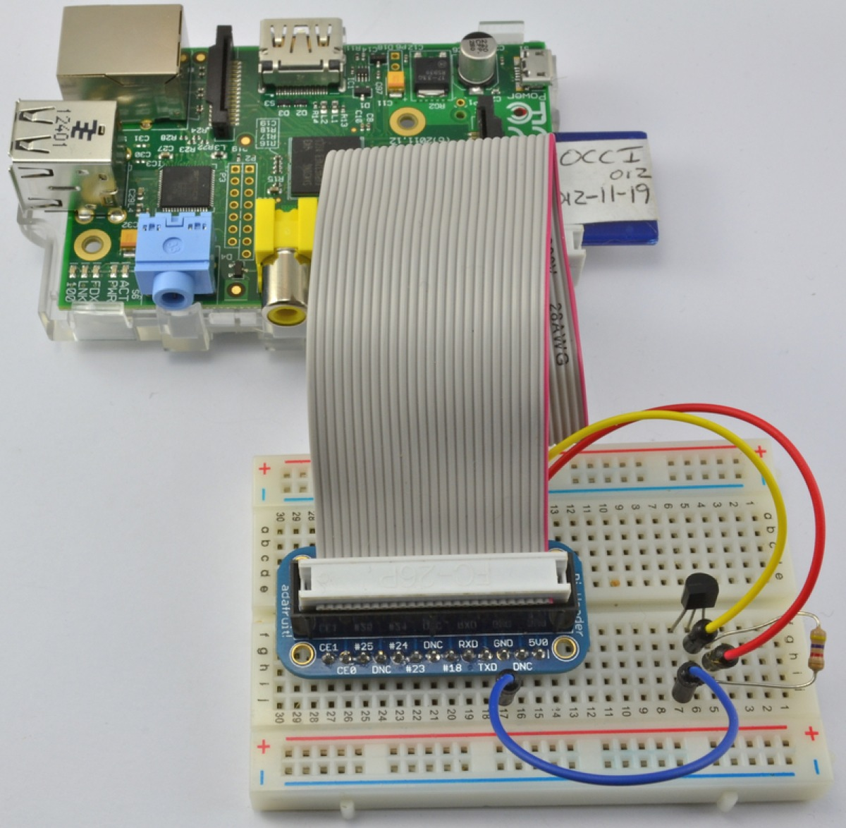 Overview Adafruits Raspberry Pi Lesson 11 Ds18b20 Temperature Wiringpi Sensing Adafruit Learning System