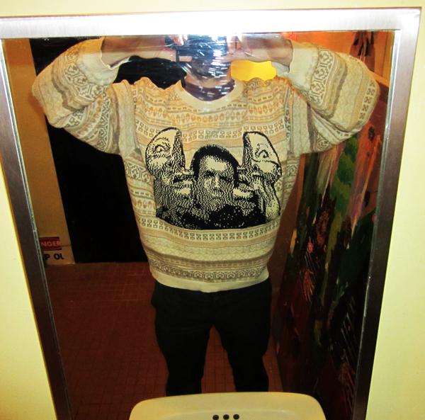 totalrecallsweater