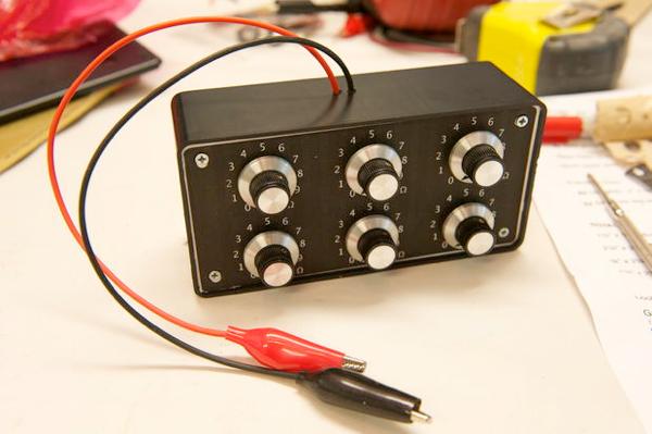 variableresistorbox