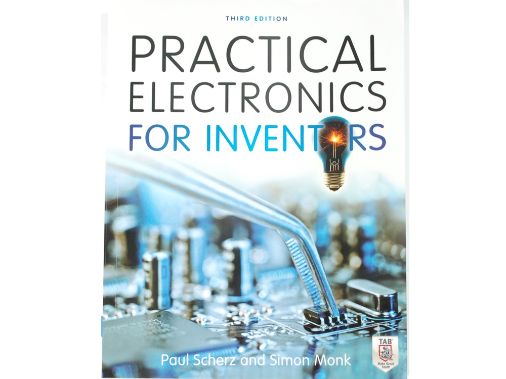 New product practical electronics for inventors third