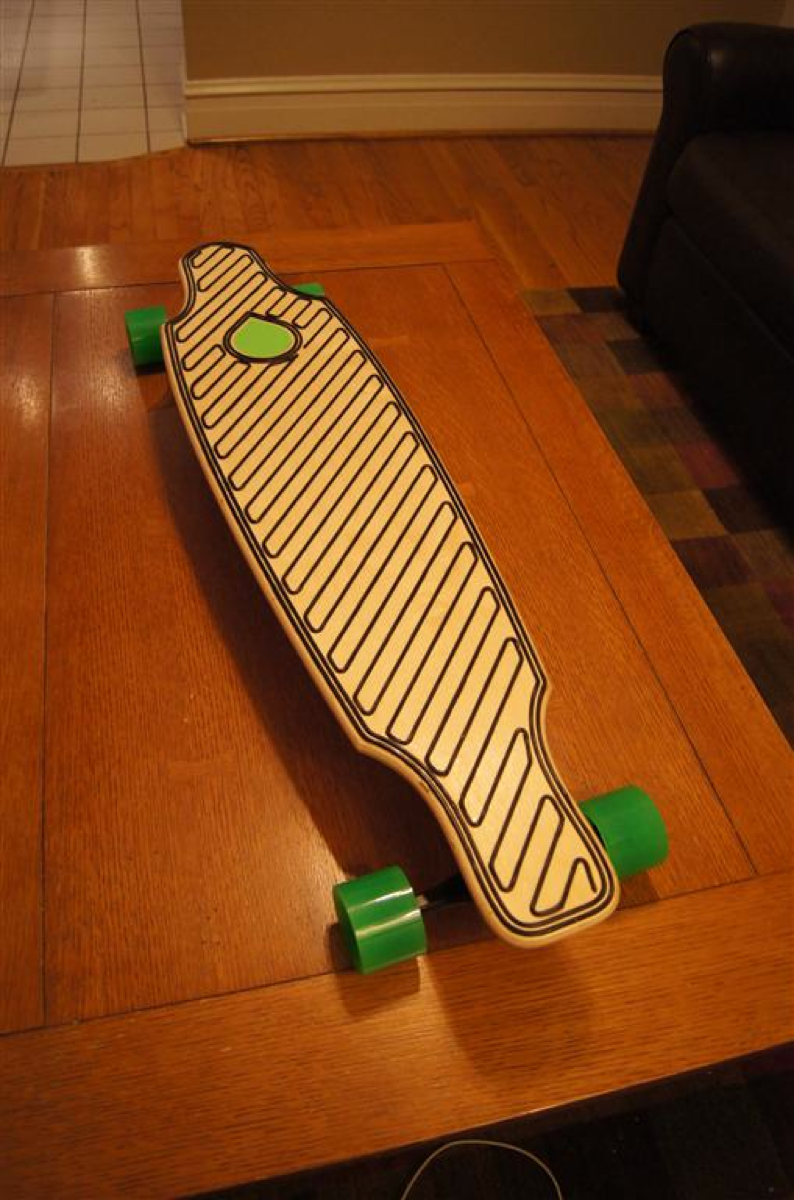 3DPrintLongboard
